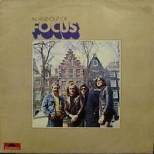1970s 33RPM Speed Progressive Rock LP Records