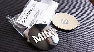 Set Of 4 Genuine Mini Cooper R50 R52 R53 R55 R56 R57 Wheel Center Cap Emblem