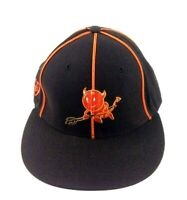Stall and Dean Rucker 7 3/4 Fitted Brown Hat