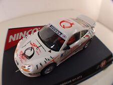 Ninco 50210 slot car PORSCHE 911 GT3 jamais joué en boite 1/32 mint in box