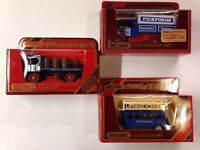 Matchbox Models Of Yesteryear Y18 Y27 Y23 Bundle