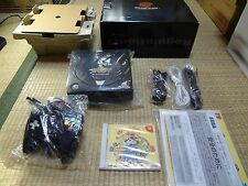 Sega DREAMCAST Regulation #7 R7 Limited Edition Console System Boxed Tested Work