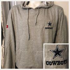Dallas COWBOYS nwt DUNBROOKE NFL Team Apparel Pullover HOODIE XXL sweatshirt men