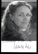 Anne Marie Kuster AUTOGRAFO MAPPA ORIGINALE FIRMATO # BC 23576