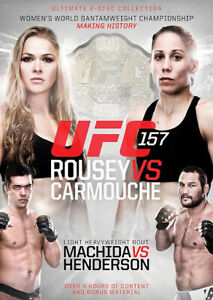 Official UFC 157 Ronda Rousey vs Carmouche Poster 27x39