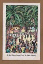 Los Angeles,CA California The World Famous Coconut Grove - dance floor,used 194?