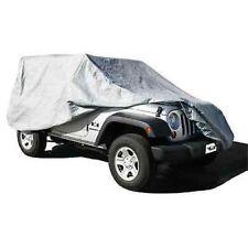 Rampage 1203 Custom Fit Vehicle Cover fits 07-12 Wrangler JK 2-Door