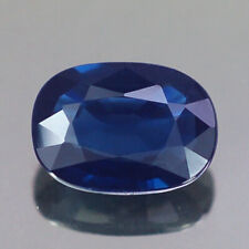 1.04CT GORGEOUS VVS UNHEATED OVAL BLUE SAPPHIRE NATURAL