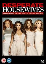 Desperate Housewives: Seasons 1-8 (Box Set) [DVD]