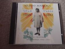 10,000 Maniacs Hope Chest The Fredonia Recordings