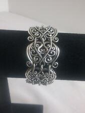 Carolyn Pollack Sterling Silver Bracelet JT