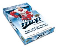 2019-20 Upper Deck MVP Hockey Hobby Box | 20 Packs |