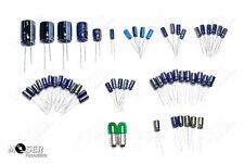 Complete set of new electrolytic capacitors - Revox B225 - Repair Kit - Elkos