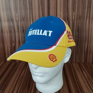 Shell Rotellat Hat Cap Kevin Harvick #29 Embroidered Adjustable Cotton