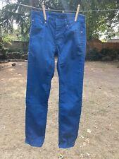 Levi's 511 Commuter (cycling) Jeans 30 X 32 - Cobalt Blue