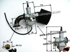 Kit Carburateur PZ30 MIKUNI Dirt bike / ATV / Quad 140 à 180cc