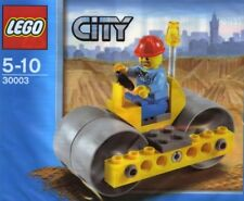 LEGO City: Road Roller Set 30003. Small polybag set.
