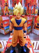 DRAGON BALL Z THE FIGURE COLLECTION VOL.5 SON GOKU SUPER SAIYAN BANPRESTO 2016