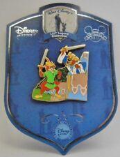 Disney Store Robin Hood and Prince John 110th Legacy Collection LE 250 Pin Rare
