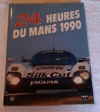24 Hours Le Mans 1990 Annual Book Review FRENCH version 24 Heures Du Mans Jaguar