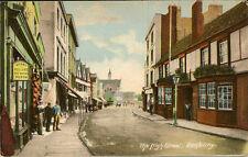 BANBURY ( Oxfordshire) :The High Street- BRL