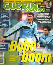 GUERIN SPORTIVO=N°2 1999 ANNO LXXXVII=CAMP. BRASILIANO=DEL PIERO=HAMRIN=NORDHAL