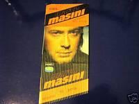 MARCO MASINI-BIGLIETTO ORIGINALE CONCERTI 1993-MAIUSATO