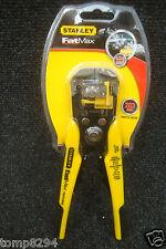 STANLEY FATMAX 203MM AUTOMATIC WIRE STRIPPER & CRIMPER 0 96 230