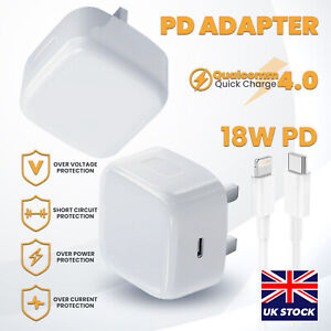 100% Genuine CE charger PD plug cable For iPhone 12 PRO MAX mini 11 Apple IPAD
