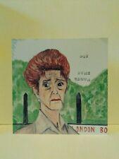 June Brown - Greetings Card