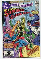DC Comics Presents Superman And Clark Kent  #50 NM  DC Comics CBX12A