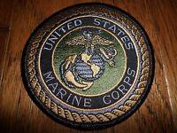U.S.MILITARY MARINE CORPS PATCH EAGLE GLOBE & ANCHOR EGA U.S.A MADE