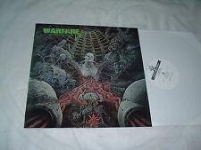 WARFARE Deathcharge '91 LP RARE ORIGINAL UK IMPORT !!! press NMint