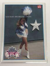 1992 Lime Rock Pro Cheerleaders Natalie Michelle Cross #91