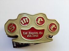New With Tag Smet Mens Belt Size XSmall Ed Hardy Christian Audigier