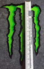 Monster Energy Aufkleber NEU grüne Kralle Auto Motorrad Tuning großer Sticker