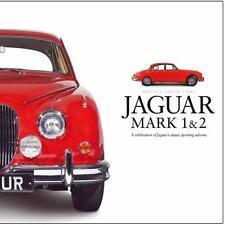 Jaguar Mk 1 & 2 (Mark I II Daimler 2.5 V8 history development) Buch book ENGLISH