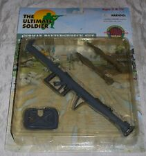 THE ULTIMATE SOLDIER: 50080 WWII Germany PanzerShrek Set