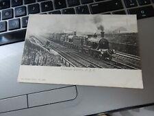 More details for vintage postcard  edinburgh express    nbr    railway