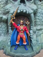 MOTU CLASSICS HE MAN MASTERS OF THE UNIVERSE KING RANDOR MATTEL FIRST ISSUE