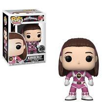 New ! Funko Pop! TV Power Rangers 25th Anniversary Kimberly  #671~ NIB