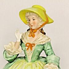 Vintage Andrea By Sadek Victorian Proper Lady Figurine #8593