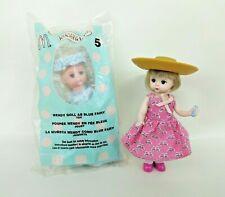 Madame Alexander McDonald's Toy #5 Wendy Doll as Blue Fairy + #5 Hop Skip Jump
