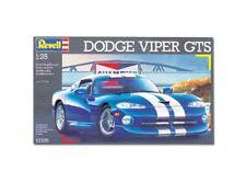 Revell 07375, Dodge Viper GTS, 1/25 Modellbausatz mit Farbe