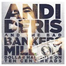 Andi Deris & Bagno Bankers milione di dollari sforbiciate on Ten Cent testa (SPEC) 2cd NUOVO