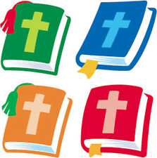 800 Bibles supershapes Christian reward school stickers