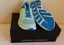 UNDER ARMOUR GGS ASSERT V Shoes Size 4Y Blue 1252349-440 Women's Size 5.5