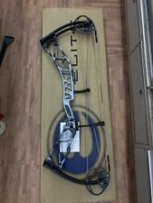 Elite Ritual 33 compound bow. 50# Battleship Gray Finish (Your Choice Of Draw)