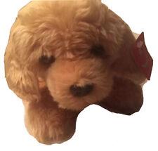 Aurora World Plush Goldie Labrador Dog Puppy NEW Soft Lovey Stuffed Animal