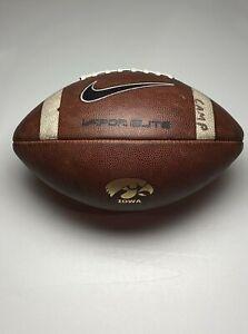 2014 Iowa Hawkeyes Game Issued Nike Vapor Elite NCAA Football University Big Ten